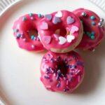Lækre mini donuts